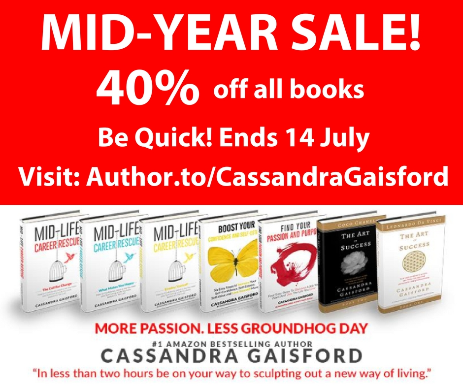 Career happiness cassandra gaisford mid year sale how you can change careers boost motivation and empower your success for less fandeluxe Choice Image