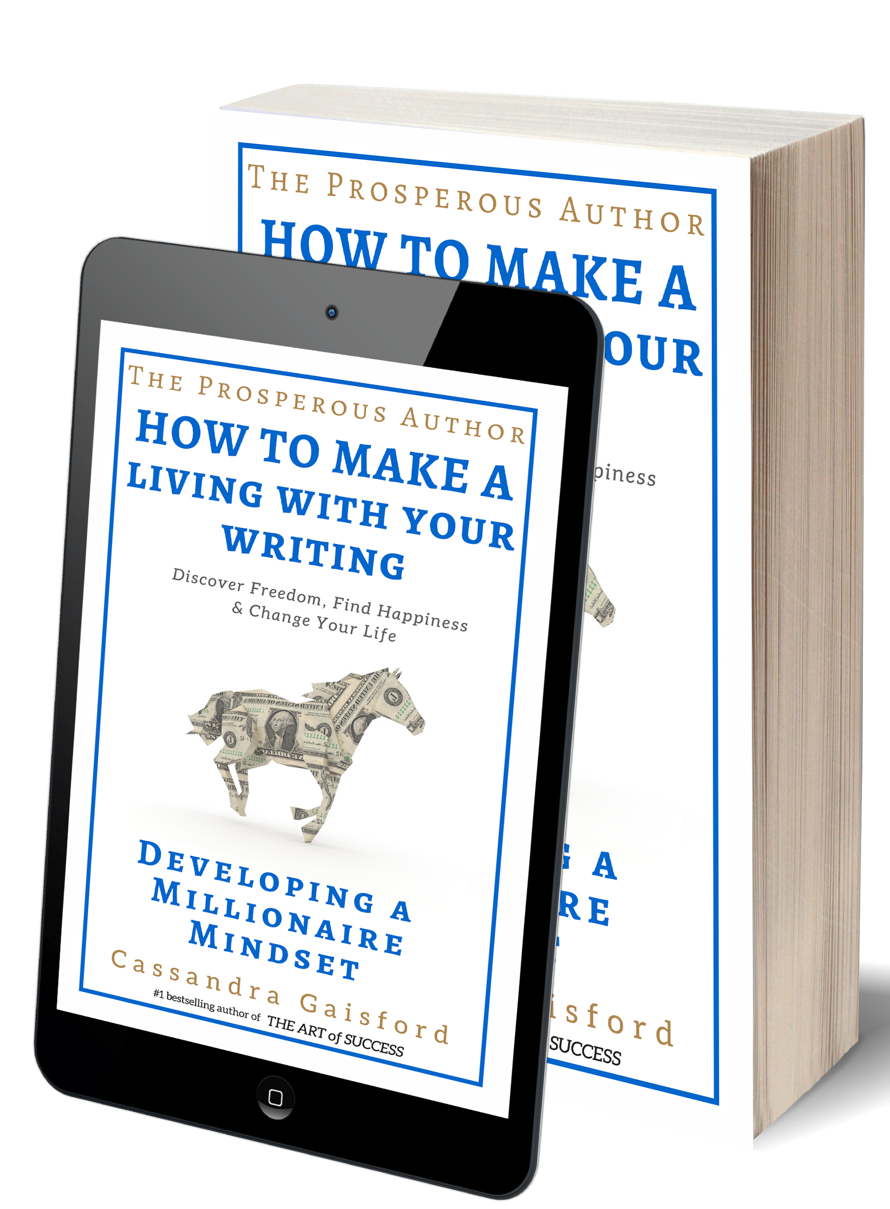 Art creativity cassandra gaisford this is an edited extract from the prosperous author how to make a living with your writing book one developing a millionaire mindset by cassandra fandeluxe Images