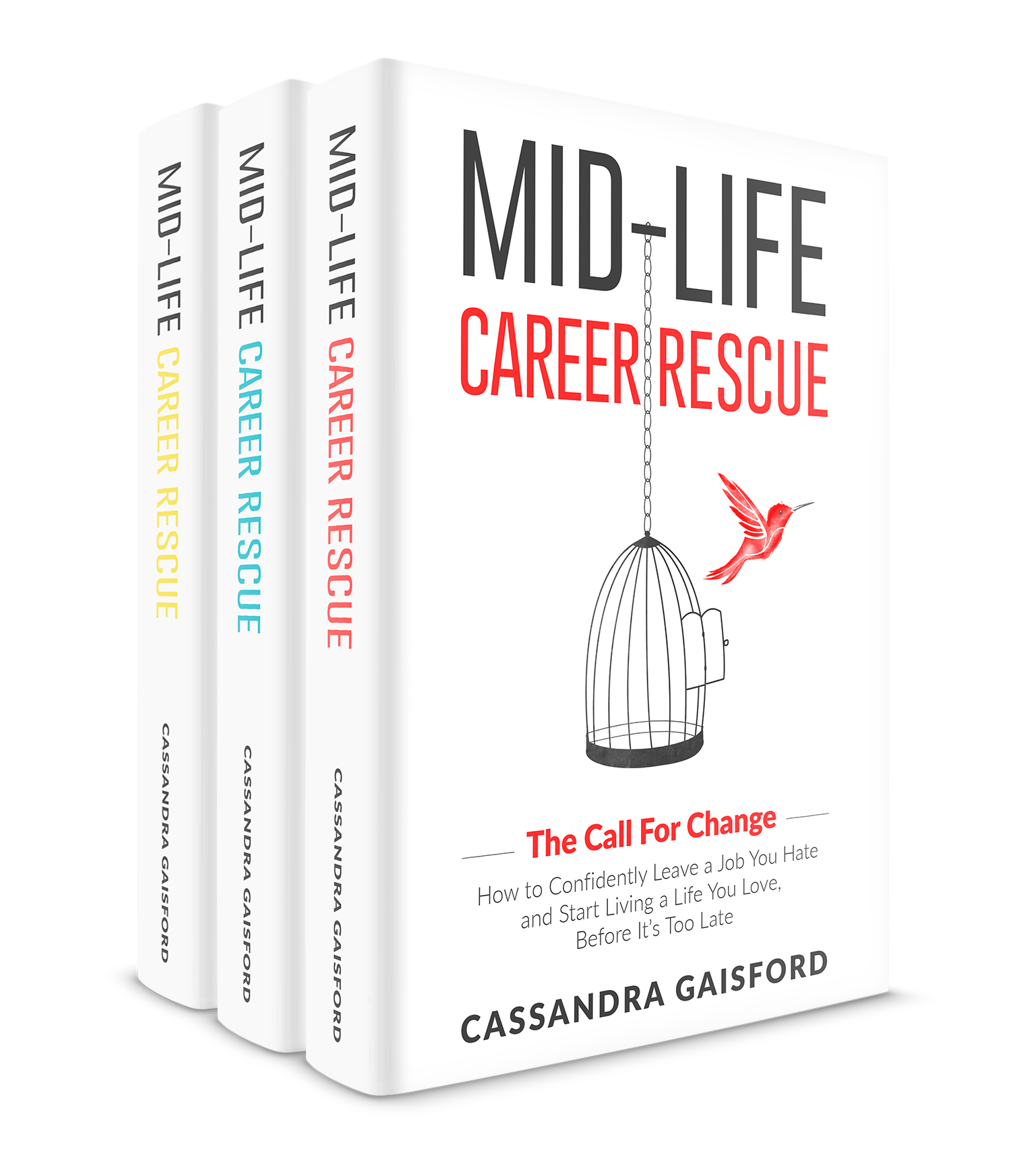 This Is An Edited Extract From Mid Life Career Rescue: (The Call For Change