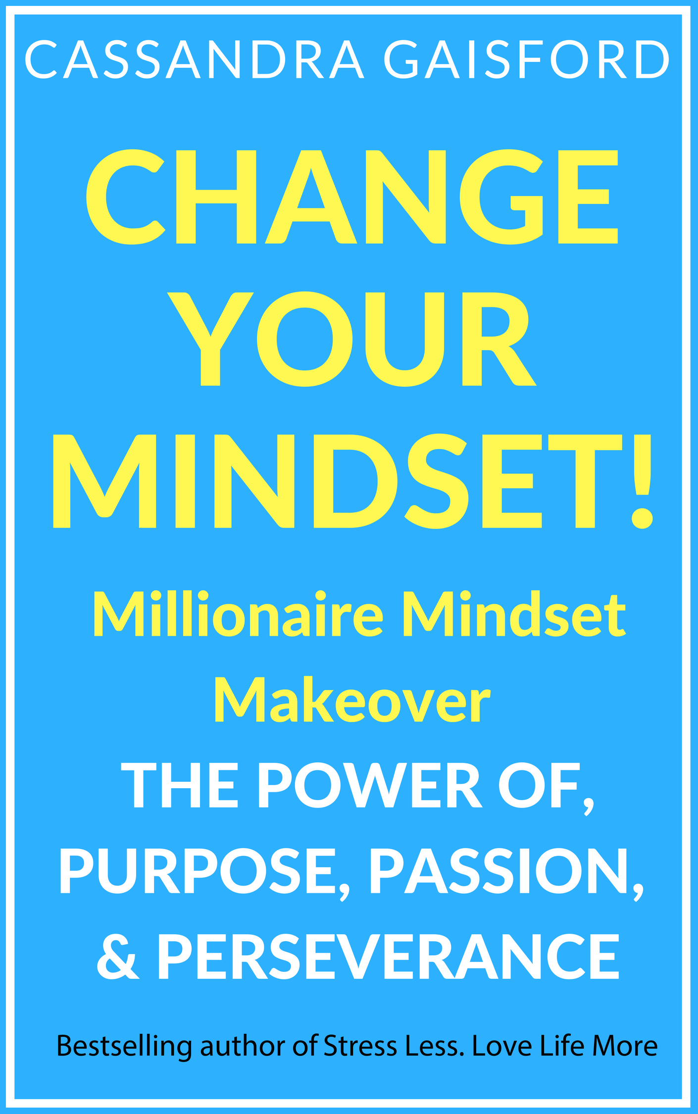To purchase your copy and learn how your thoughts affect your success habits  read the book here: