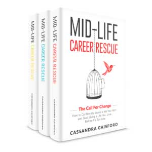 Mid-Life Career Rescue (Box Set) -Three Book Bundle