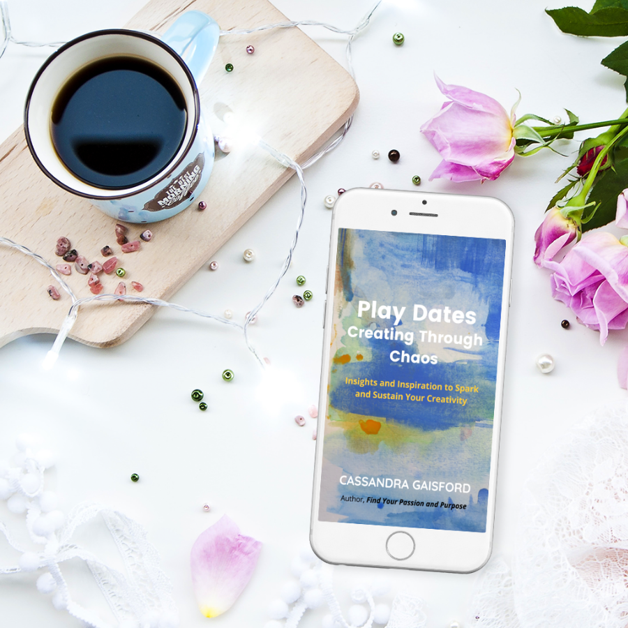 New Release: Play Dates: Insights and Inspiration to Spark and Sustain Your Creativity